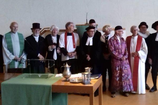 Predikantenkleding door de eeuwen