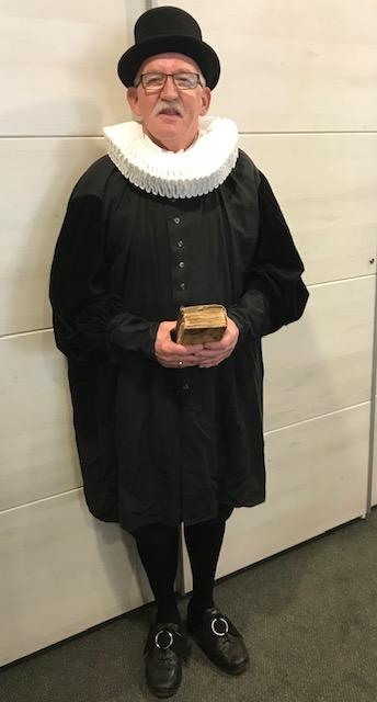 Predikantenkleding door de eeuwen 1