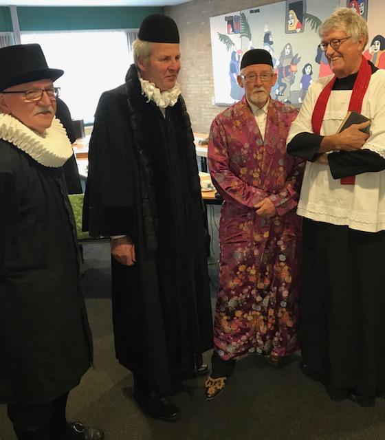 Predikantenkleding door de eeuwen 3
