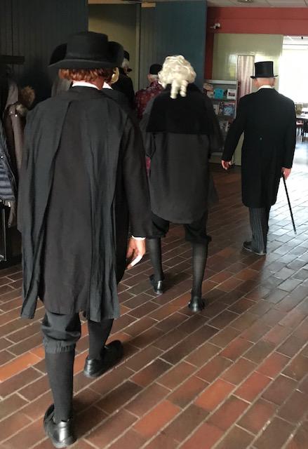 Predikantenkleding door de eeuwen 5