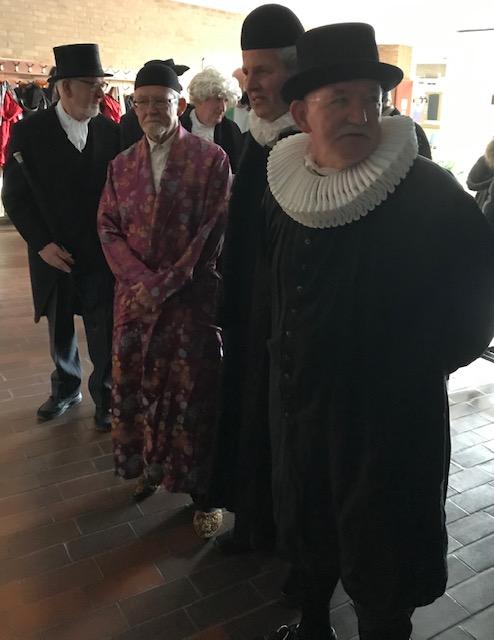 Predikantenkleding door de eeuwen 6