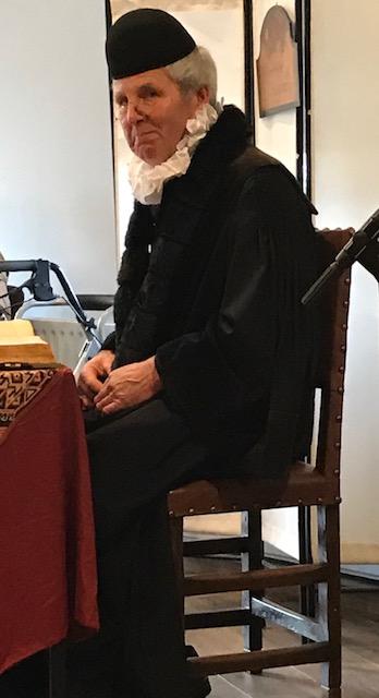 Predikantenkleding door de eeuwen 8