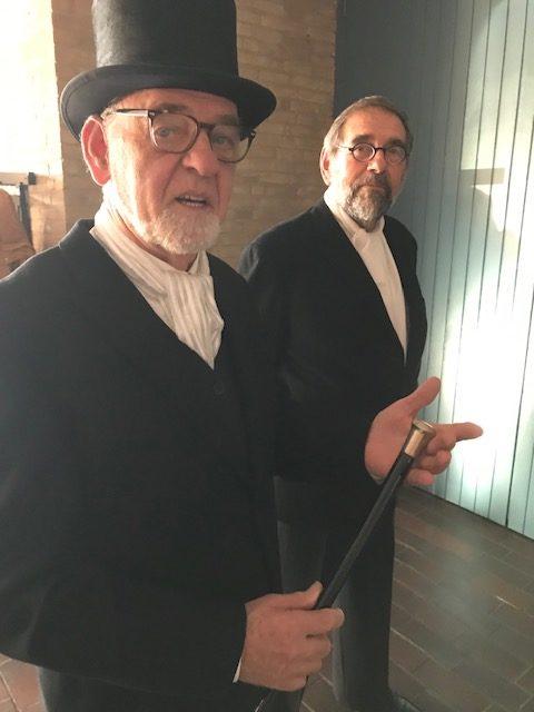 Predikantenkleding door de eeuwen 13