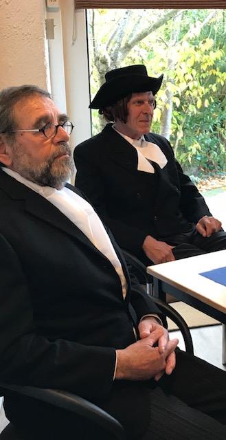 Predikantenkleding door de eeuwen 16